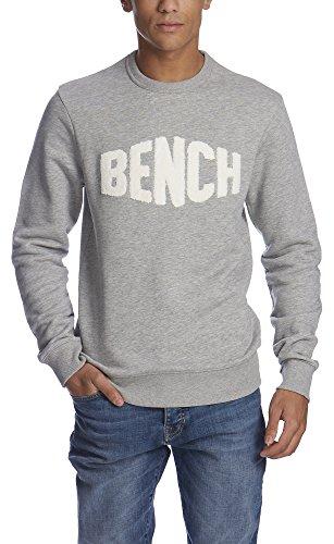 Bench Facility - Sudadera para Hombre, Talla XX-Large, Gris (Mid Grey Marl GY001X)