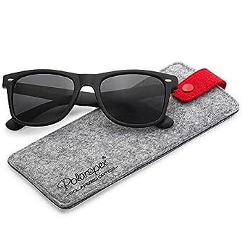 Polarspex Mens Sunglasses - Sunglasses Womens - Classic Polarized Sunglasses - 100% UV Protection