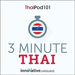 3-Minute Thai cover art