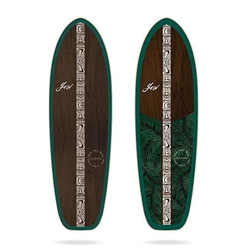 YOW Surfskate monopatín Skate Skateboard Deck TEAHUPOO 34