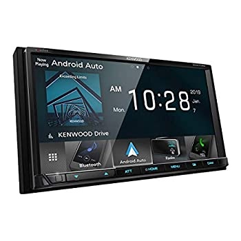 Kenwood Excelon DMX706S 6.95  WVGA Touchscreen Digital Multimedia Receiver with Apple CarPlay and Android Auto