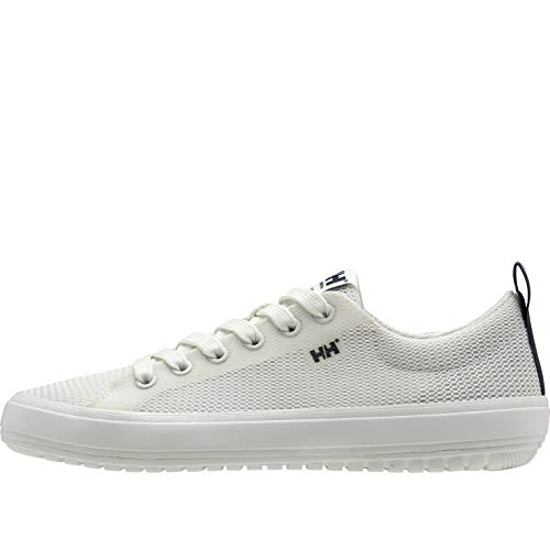 Helly Hansen Damen Scurry V3 Sneaker, Off White/Navy, 41 EU
