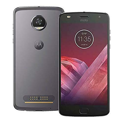 top rated Motorola Moto Z2 Play XT1710-06 – Factory Unlocked 64 GB Single SIM Smartphone (Dark Gray –… 2020