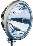 HELLA 1F8 009 797-331 Faro de carretera, Rallye 3003, FF/Halógena, H1/W5W, 12V/24V, redondo, Ref. 50, Tulipa azul, azul, montaje exterior, Lado mont.: izquierda/derecha