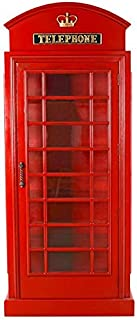 Best british telephone booth display cabinet Reviews