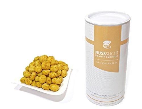 Geröstete Macadamia Curry Love | Inhalt: 500g | ohne Zusatz- und Konservierungsstoffe