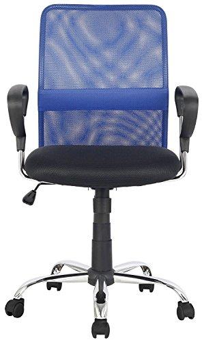 Silla Oficina Azul Marca La Silla Española