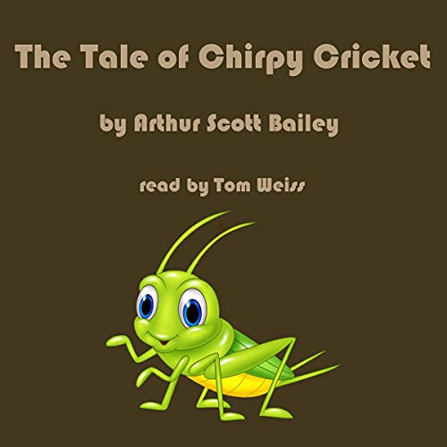 The Tale of Chirpy Cricket cover art