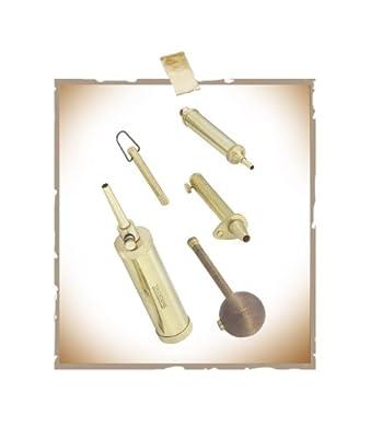 Traditions Performance Firearms Muzzleloader Flintlock Shooter's Kit