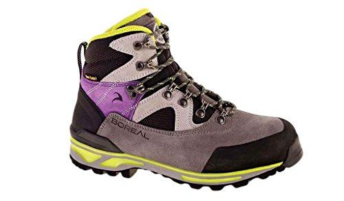 Boreal Kerala Zapatos de montaña, Unisex Adulto, Gris, 7