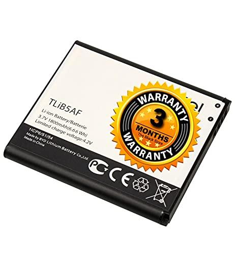 The Black Store Orignal TLiB5AF Battery for idea ALCATEL MW40CJ 4G Hotspot WiFi Router (1800mAh) with Warranty