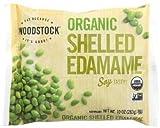 Woodstock Farms Organic Shelled Edamame, 10 Ounce -- 12 per case.