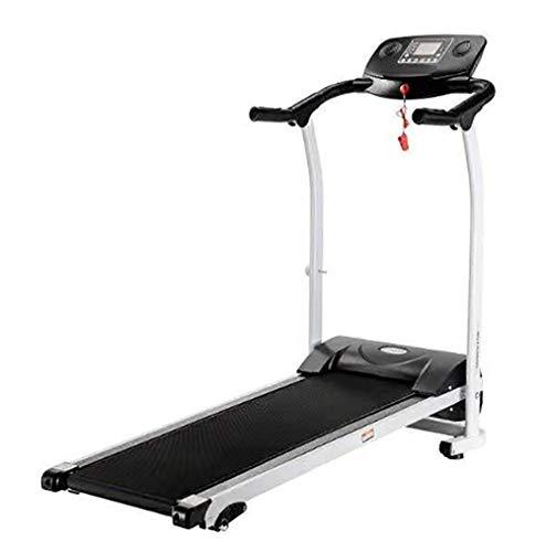 Fitness House FH5301 - Cinta barata para correr, color blanco...