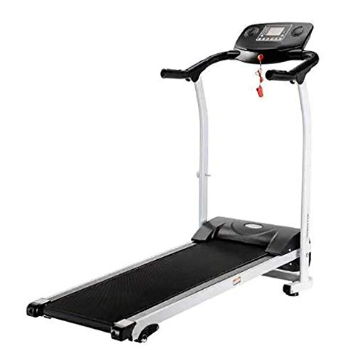 Fitness House FH5301 - Cinta barata para correr, color blanco...