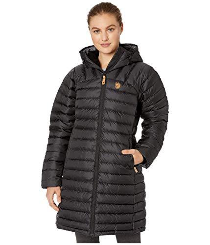 Fjällräven Damen Snow Flake Parka W Sport Jacket, Black, XS