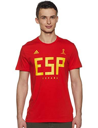 Adidas Spain MNS Camiseta para Hombre    CW1984  Rojo