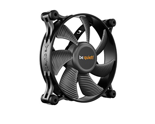 be quiet! Shadow Wings 2 120mm PWM Boitier PC Ventilateur - Ventilateurs, refoidisseurs et radiateurs (Boitier PC, Ventilateur, 12 cm, 1100 TR/Min, 15,9 DB, 38,5 cfm)