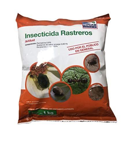 Insecticida para espolvoreo Permetrina 0,8% 1 kg