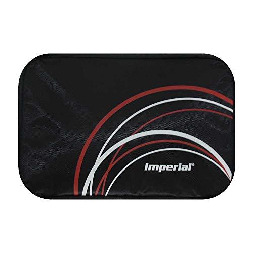 Imperial Doppelschlägerhülle Play (rot) - Tischtennis Schlägerhülle | Tasche für Tischtennis Schläger | TT-Spezial - Schütt Tischtennis