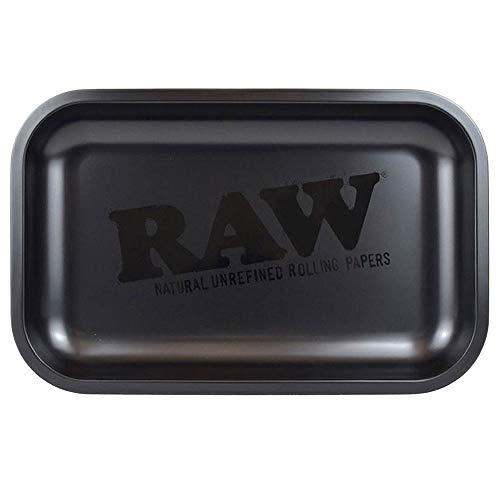 RAW 19399 Rolling Tray - Vassoio girevole in acciaio 18/10
