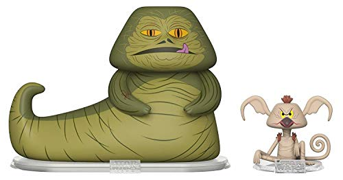 Vynl: Star Wars: Jabba The Hutt & Salacious Crumb
