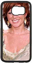 New Premium Galaxy Case Cover For Galaxy S6 Edge Women S Singer Most Famous Singers Sarah McLachlan For Fun Apple Samsung Galaxy S6 Edge Black 10 Case With Covers Protective Case Cover
