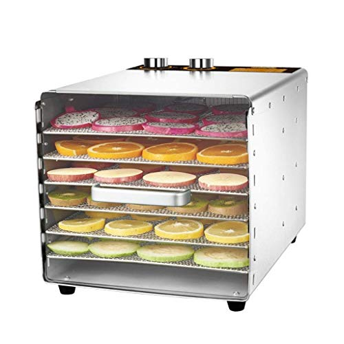 Why Should You Buy KJRJTS Commercial Grade Stainless Steel Electric Food Dehydrator Machine Meat or ...