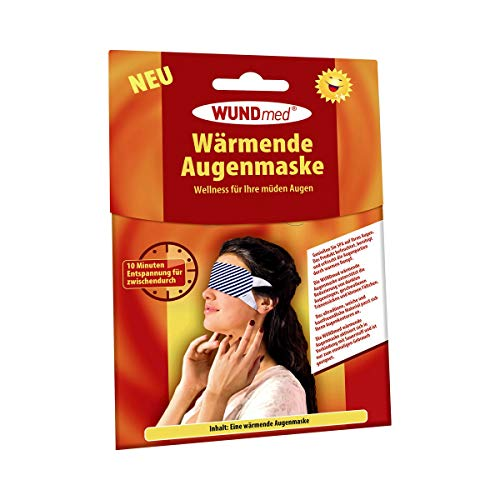 WUNDMED Wellness Augenmaske