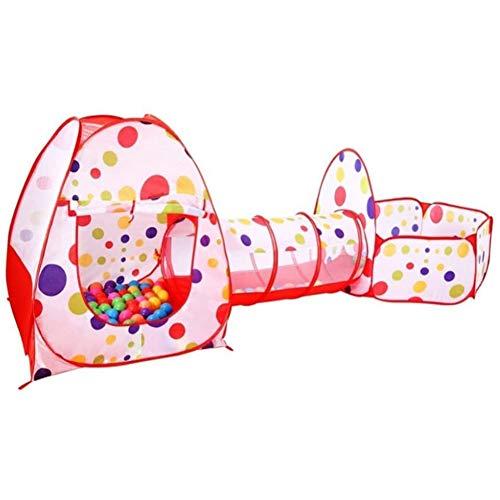 LTJY 3 en 1 Tienda Campaña Infantil : Piscina de Bolas +...