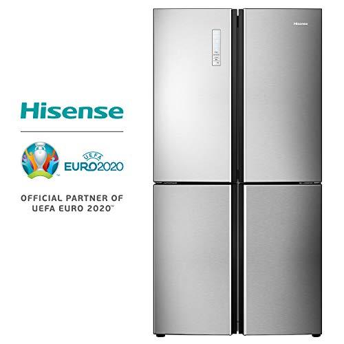 Hisense RQ689N4AC2 Side-by-Side (3-Türer) / A++ / 181 cm 343 kWh/Jahr / 362 L Kühlteil / 180 Gefrierteil