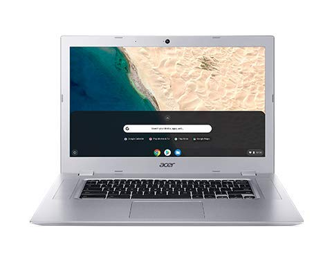 Acer 15.6in FHD(1920x1080) IPS Touchscreen Business Chromebook- Aluminum Metal Body, AMD A4-9120C up to 2.4 GHz, 4GB RAM, 32GB eMMC, WiFi, Bluetooth, Chrome OS (Renewed)