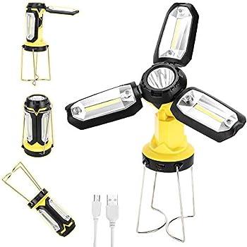 Hedaqi Rechargeable Portable 2200mAh Work Light