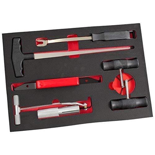 7 Tlg Autoglas Einbau Ausbau Reparatur KFZ Windschutzscheibe Set Unerlässliches Werkzeug für Auto CAAW-15