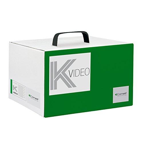 Comelit 8000 Base di Impianto Audio e Video con Pulsantiera iKall