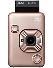 Fujifilm Instax Mini LiPlay Oro rosa