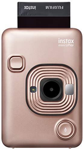 Appareil photo Instax mini Liplay - Fujifilm