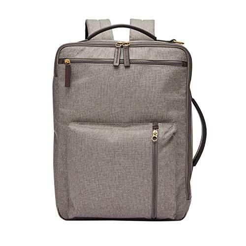 Fossil Men's Buckner Backpack Titanium, One Size