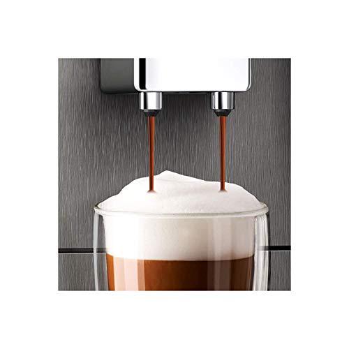 41BqNZN6kGL. SS500  - Melitta Automatic Espresso Machine, Purista Model, F230-102, Black, 6766034