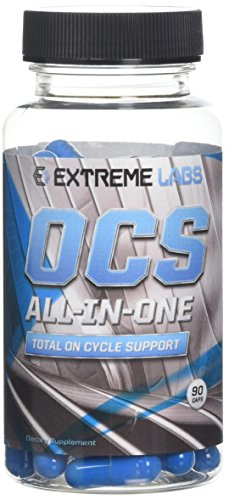 Extreme Labs on Cycle Support - Pack of 90 Capsules