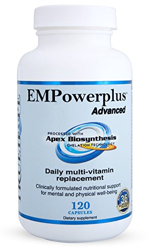 EMPowerplus, 96 Hour Chelation, 20 years on Market – Truehope Advance Formula