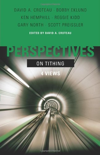 Image of Perspectives on Tithing: Four Views
