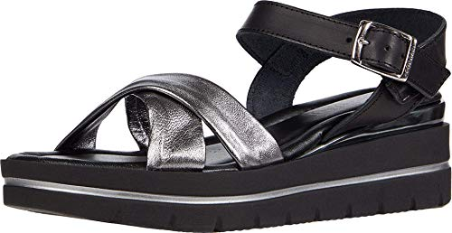 Cordani Alma Pewter/Black 38 (US Women's 7.5-8)