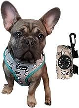 QTpawz French Bull Dog Vest Harness (Medium)