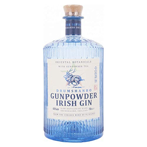 Drumshanbo Gunpowder Irish Gin 43,00% 0,70 Liter