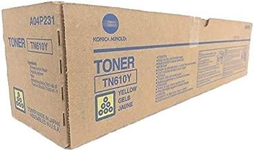 A04P231| Smart Supply Compatible Toner Cartridge | BIZHUB PRO C6500 (TN610Y) YLW