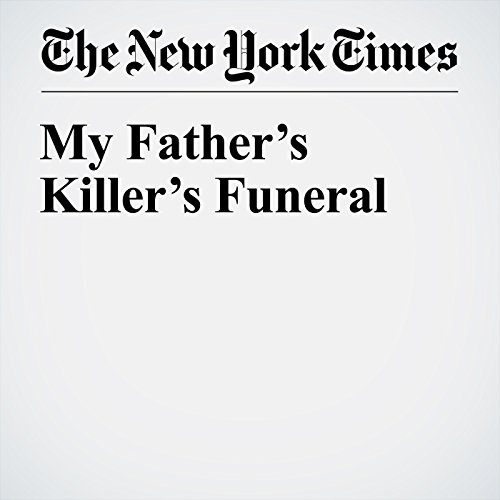 My Father's Killer's Funeral cover art