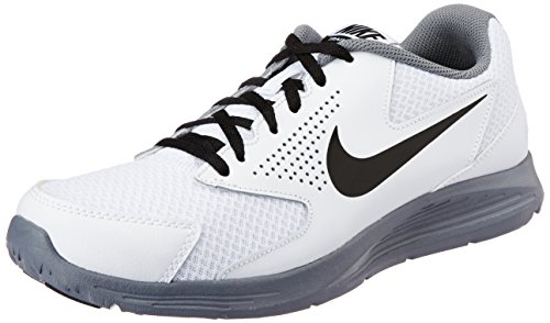Nike Herren CP Trainer 2 Hallenschuhe, Weiß (White/Black-Cool Grey 100), 41 EU