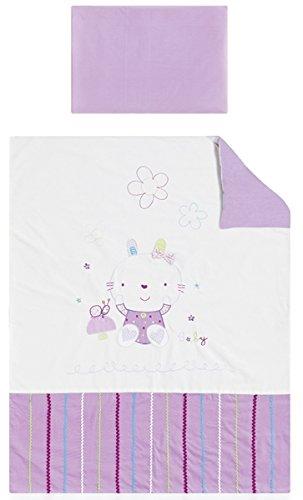 Bright Brands Sportsgoods F.Nord+F.Almoh 770 Ninette 119 21 Housse de couette pour fille