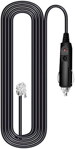 ChengFu Radar Straight Power Cord Compatible with Escort Beltronics Radar Detectors 3 5m 11 product image