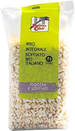 La Finestra Sul Cielo Riso Integrale Soffiato Italiano Bio - 120 g